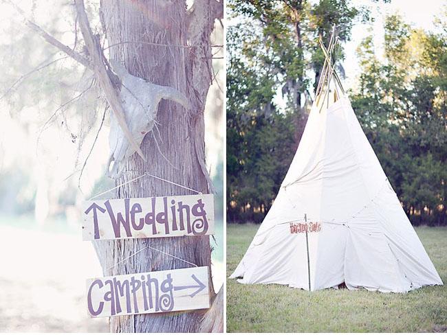 honeymoon suite tent