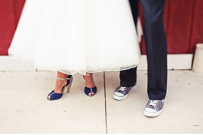 navy blue bride heels