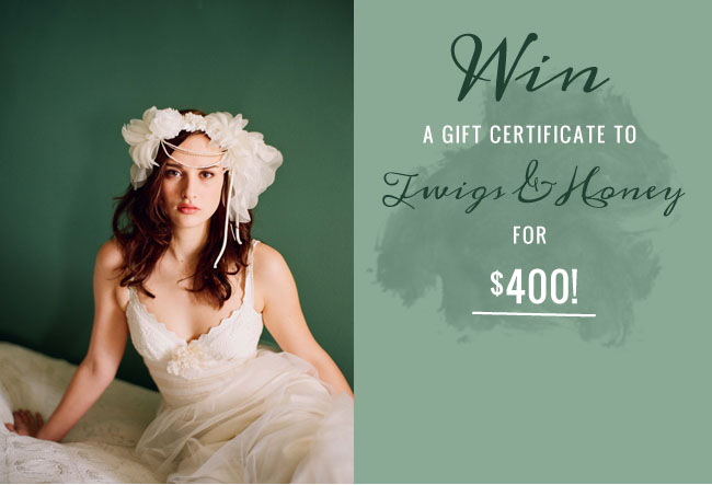 twigs and honey giveaway