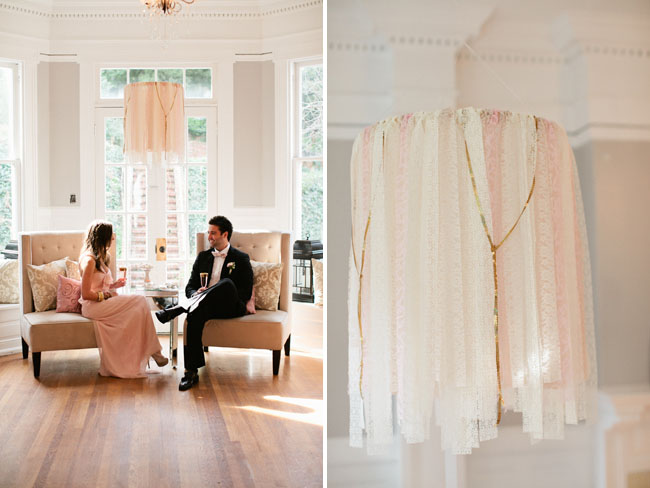 pink ribbon decor