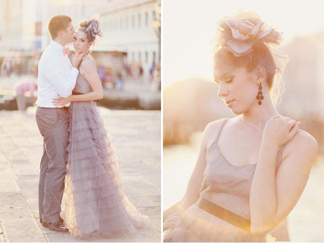 flower bridal hairpiece