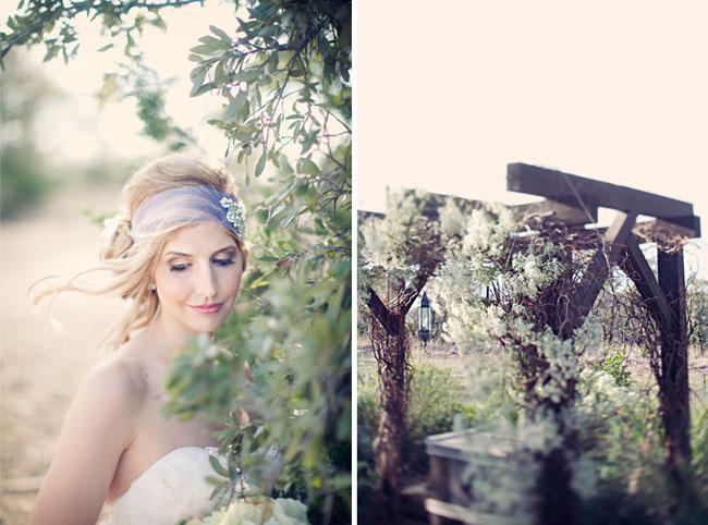 Texas vintage wedding