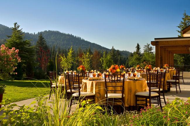 Tenaya lodge at yosemite green wedding shoes for Fish camp ca hotels