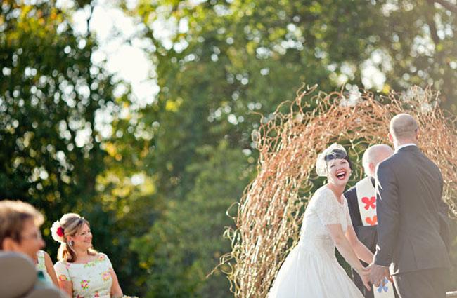 bride-smiling-ceremony