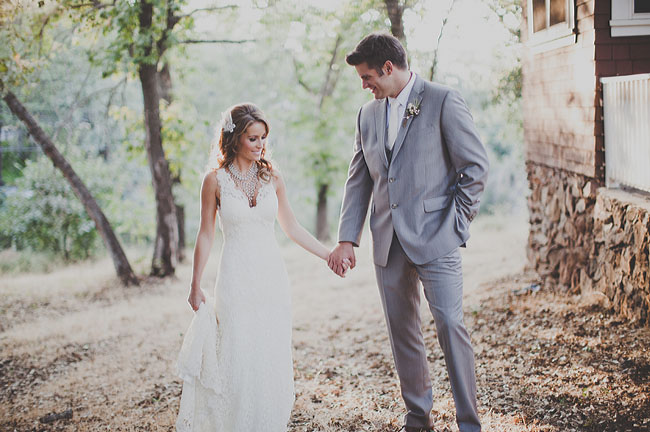 A Country Romance Wedding Traci Eric