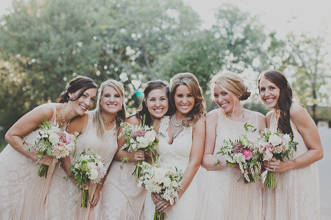 bridesmaids in free people