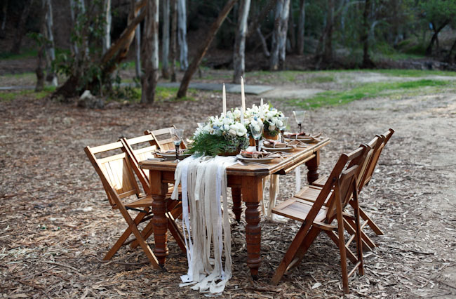 hunger games tablescape