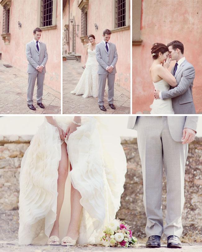 The Anna Delores Blog Weddings First Look Photos