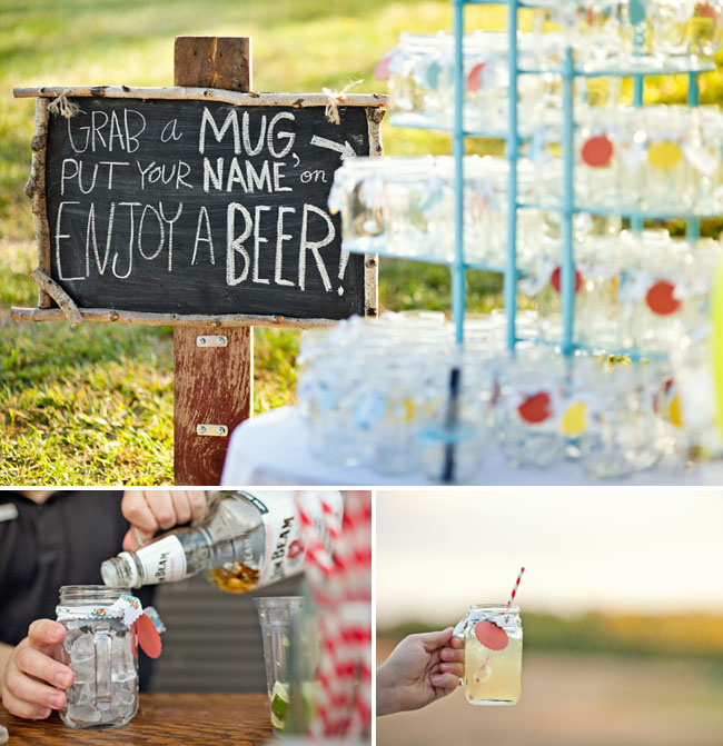 beer chalkboard sign