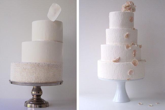 Maggie Austin Cake Green Wedding Shoes - Austin Wedding Cake