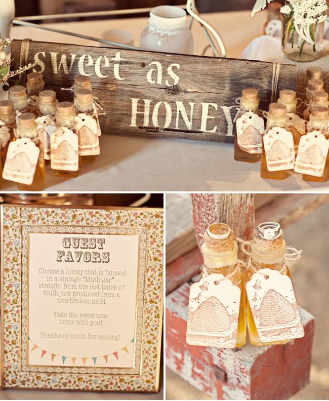 Honey Wedding Favors.Local Honey Wedding Favors Green Wedding Shoes