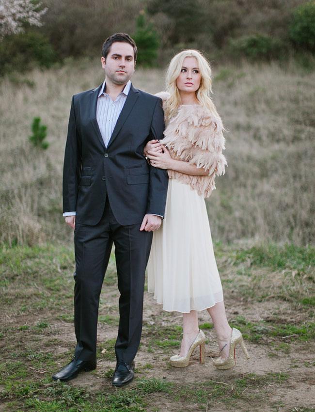 groom in a suit