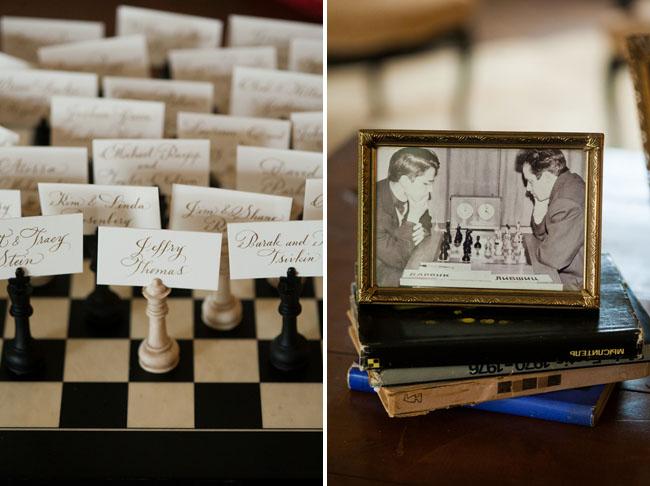 chess escort cards