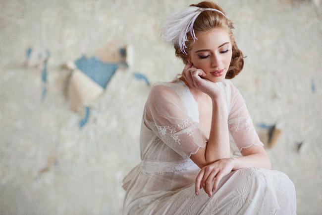 wedding dress ruche 2018