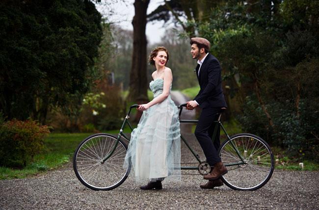 A Mythical Tune: Irish Wedding Traditions - Green Wedding Shoes
