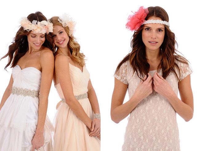 untamed petals headbands
