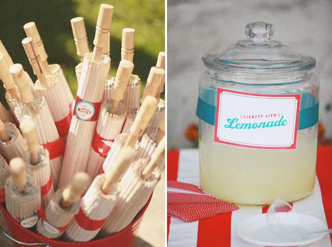 lemonade vintage circus