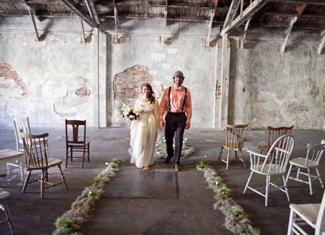 warehouse elopement