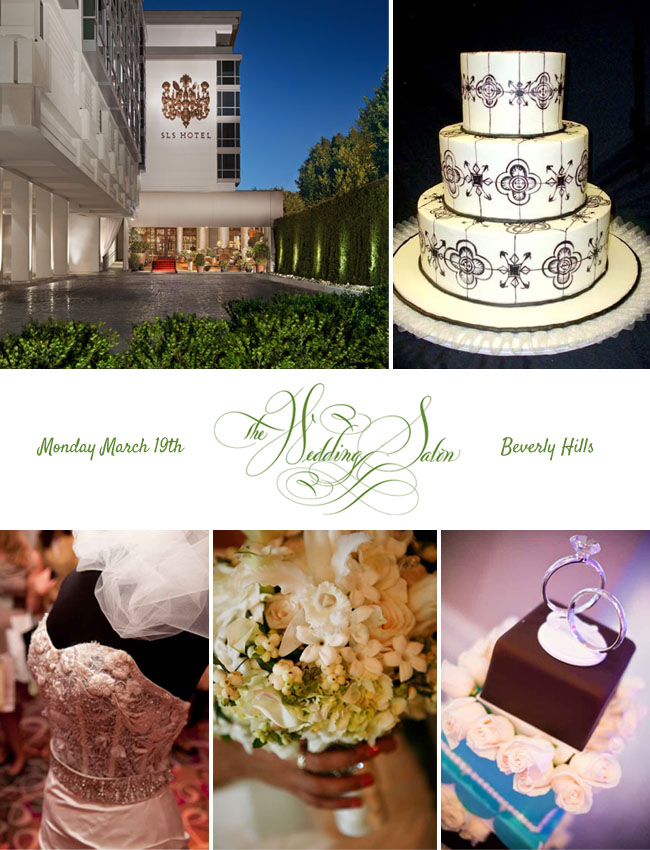 wedding salon event beverly hills