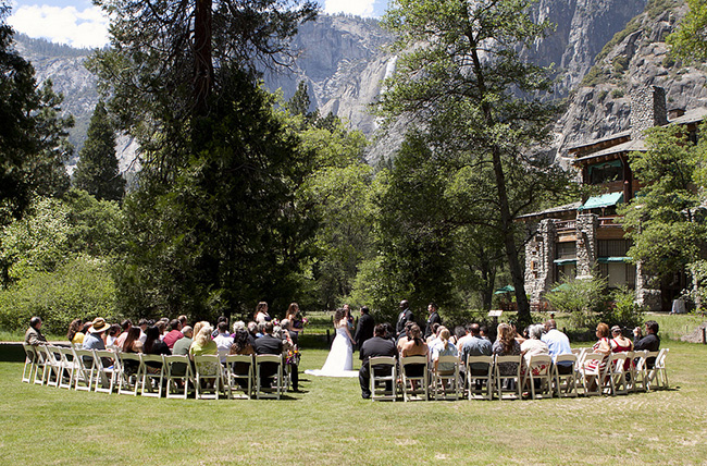 Yosemite Wedding Invitations: Yosemite National Park