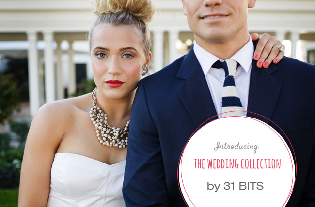 31 bits styled wedding shoot