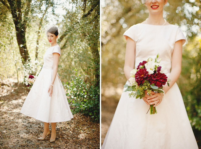 handmade california wedding sophie jonathan green