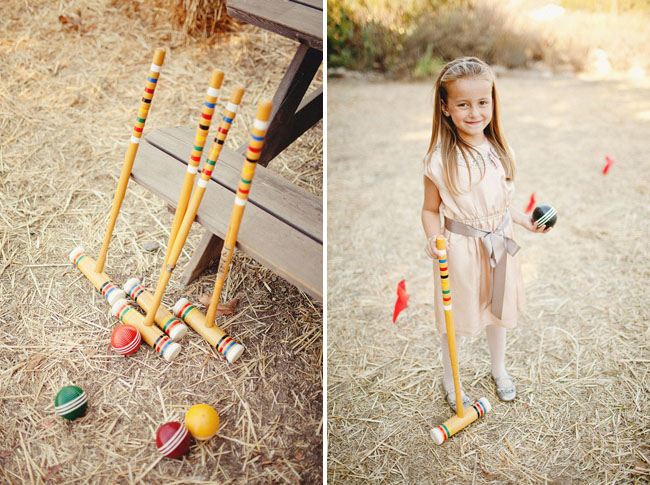 croquet wedding game