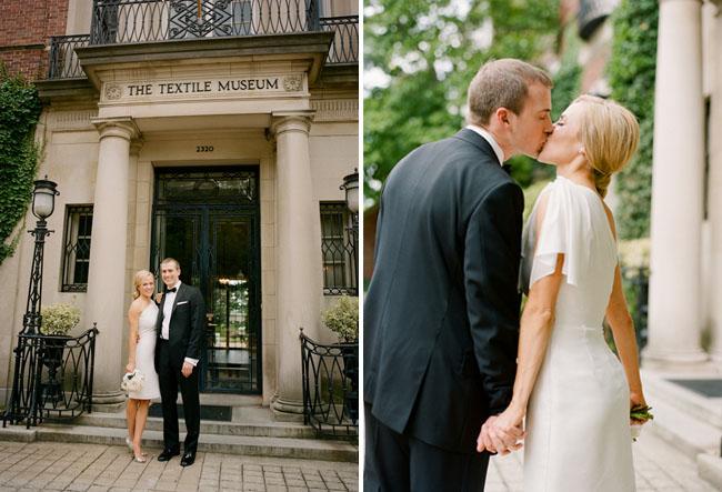 A Glam Washington Dc Wedding Courtney Anderson