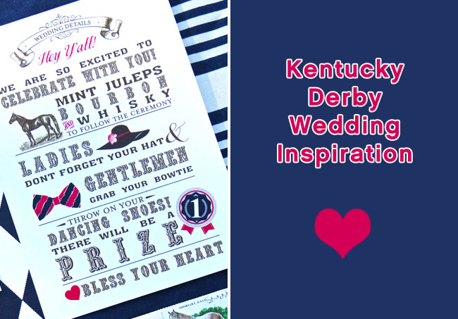 kentucky derby inspiration