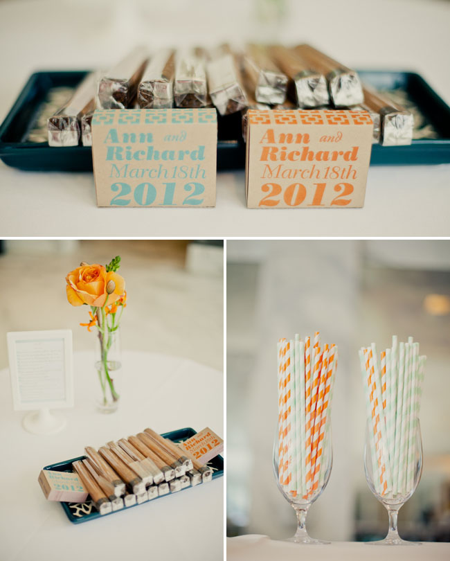 cigar bar wedding