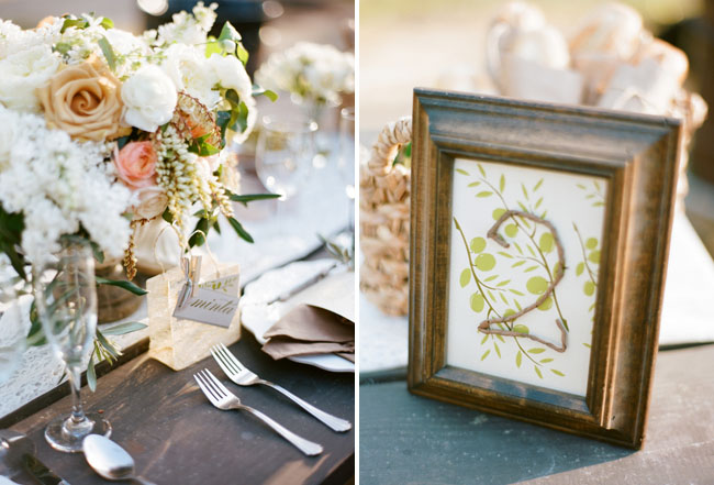 stitched frame table numbers