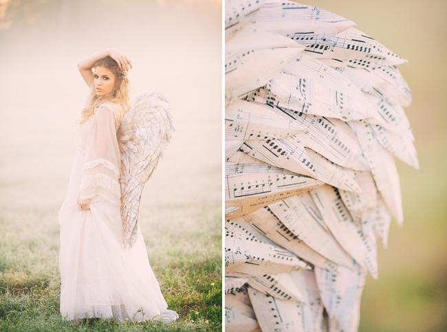 Angelic Bridal Portraits