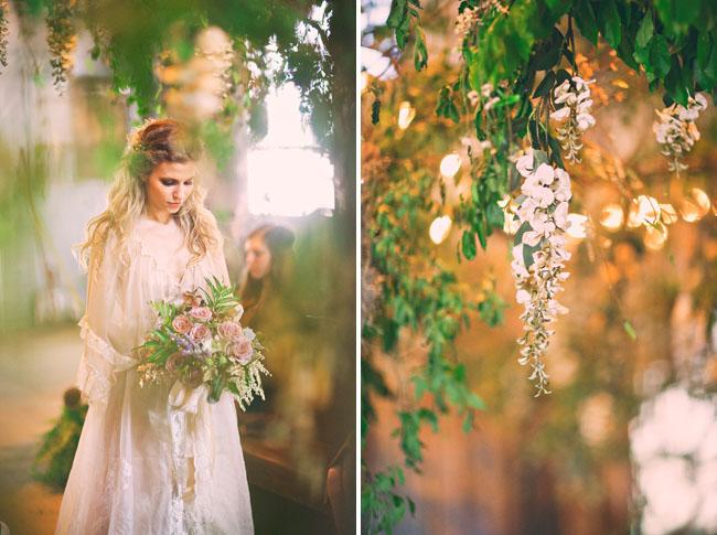 Caribbean Boho Wedding Inspiration: Whimsical Bohemian Wedding Inspiration