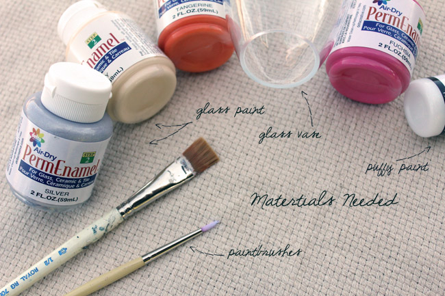 GWS DIY - Materials Labeled