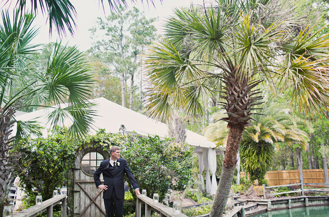 florida wedding groom