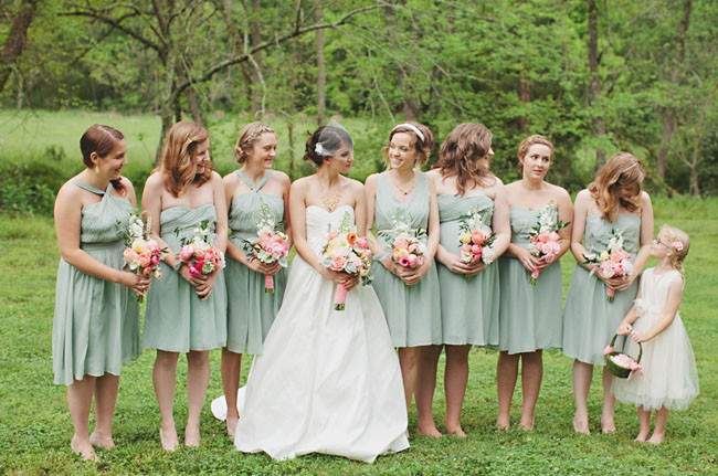 crew dusty shale bridesmaid dresses