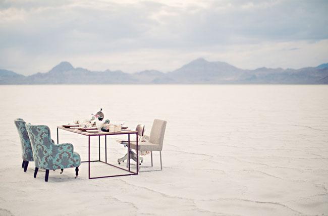 desert styled shoot
