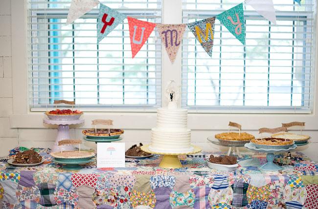 cake and pie bar