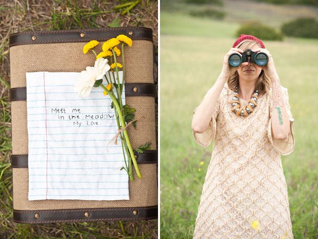 moonrise kingdom styled elopement & Moonrise Kingdom Styled Elopement - Green Wedding Shoes