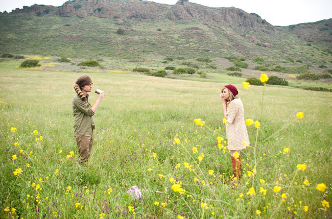 moonrise kingdom styled elopement