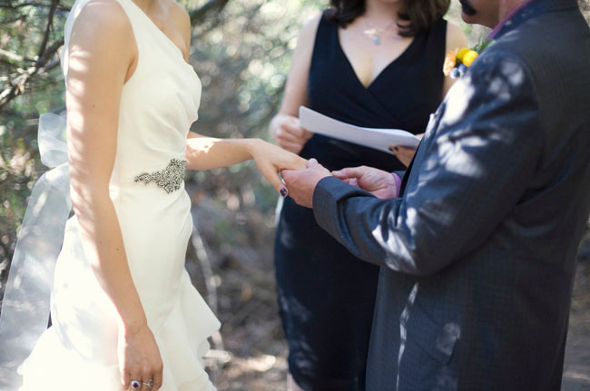 secret elopement