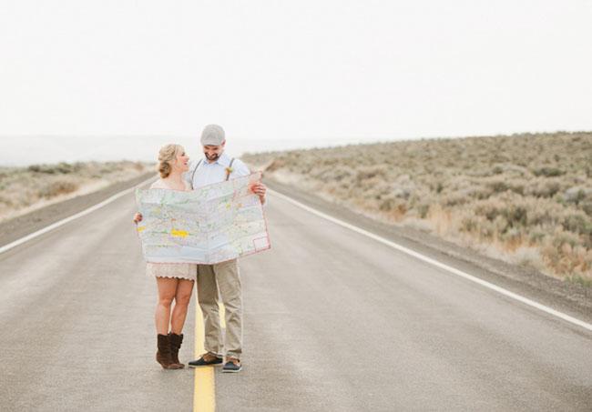 road trip elopement
