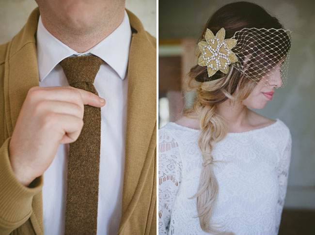 gold mens tie, sparkly engagement