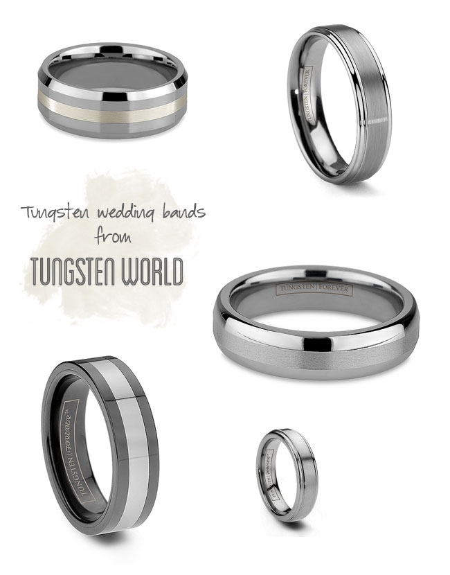 Groom Wedding Bands