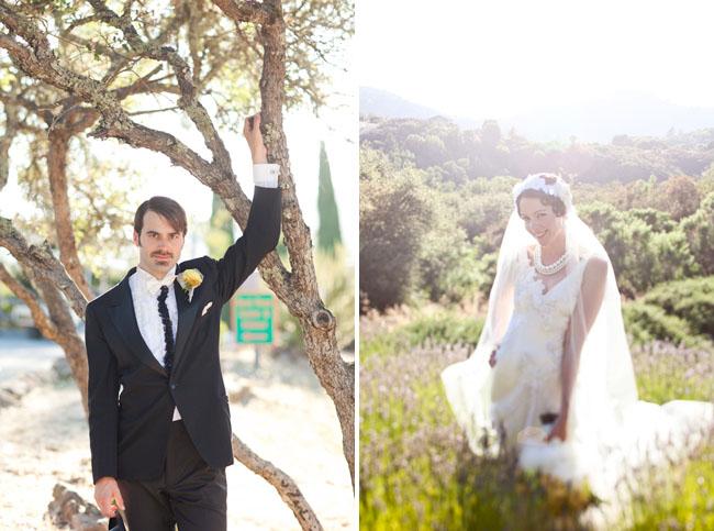20's inspired wedding dress