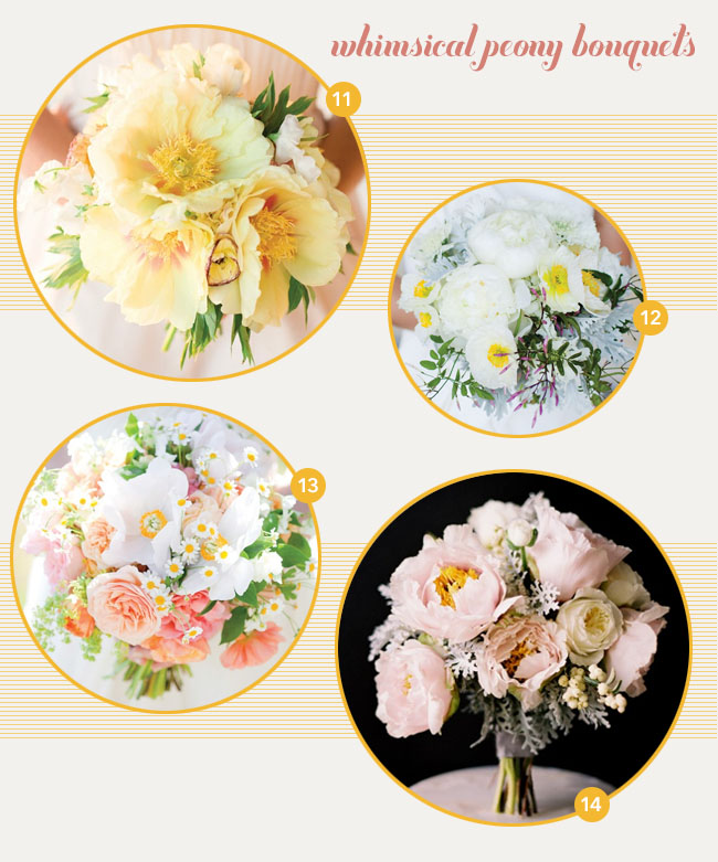 whimsical-peony-bouquets