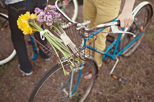 engagement with vintage bikes