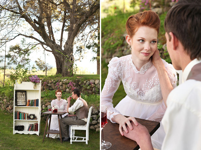 Anne S Wedding: Anne Of Green Gables Wedding Inspiration
