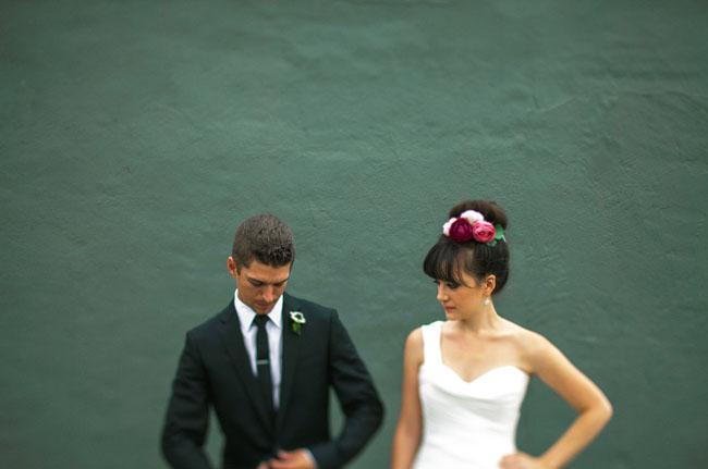 chalk wedding inspiration