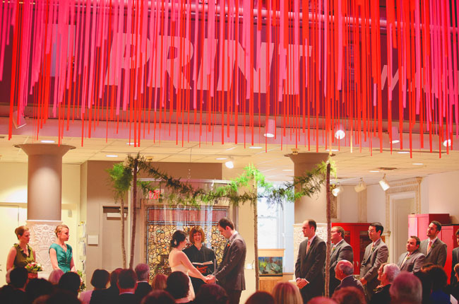 childrens museum wedding